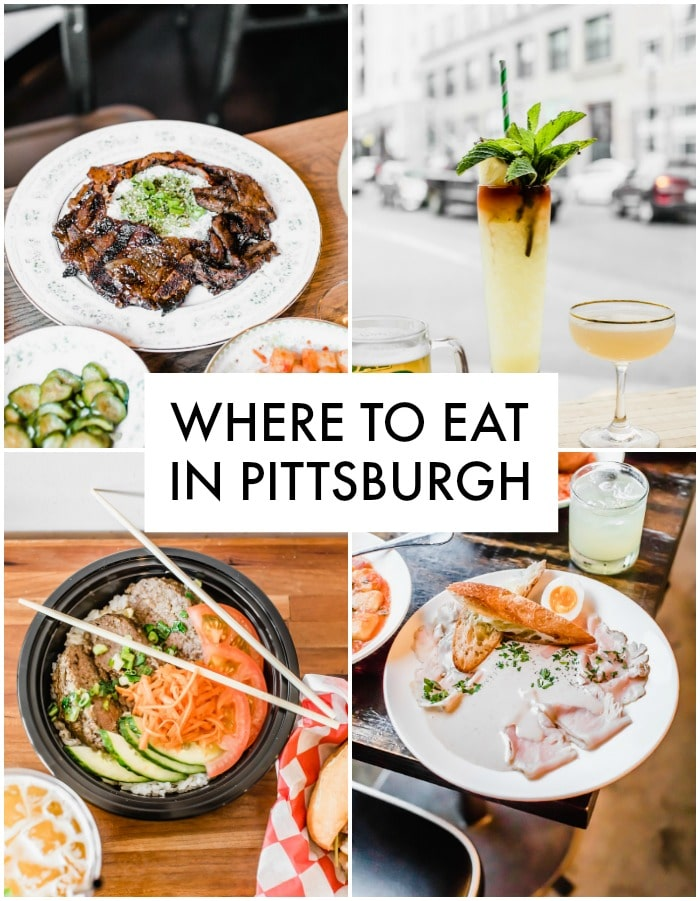 All Of The Best Pittsburgh Restaurants Bars