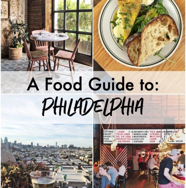 Restaurants in Philadelphia