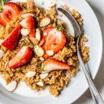 quinoa breakfast
