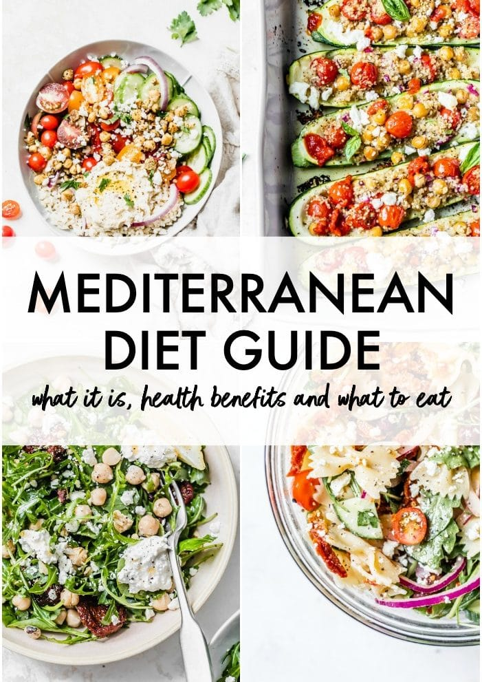 mediterranean diet guide