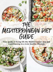 The Mediterranean Diet Guide