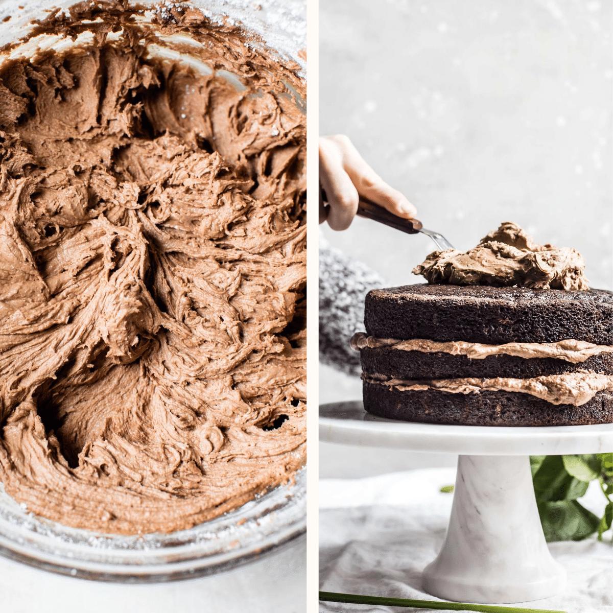 Cake and Chocolate