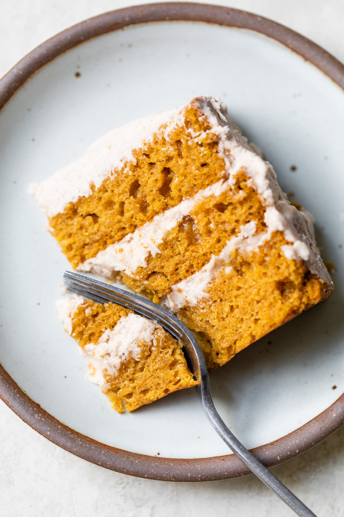 Vegan Pumpkin Cake The Almond Eater