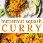 curry with text overlay