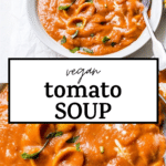 soup with text