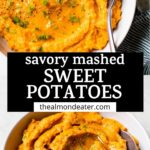 two bowls of potatoes with text overlay