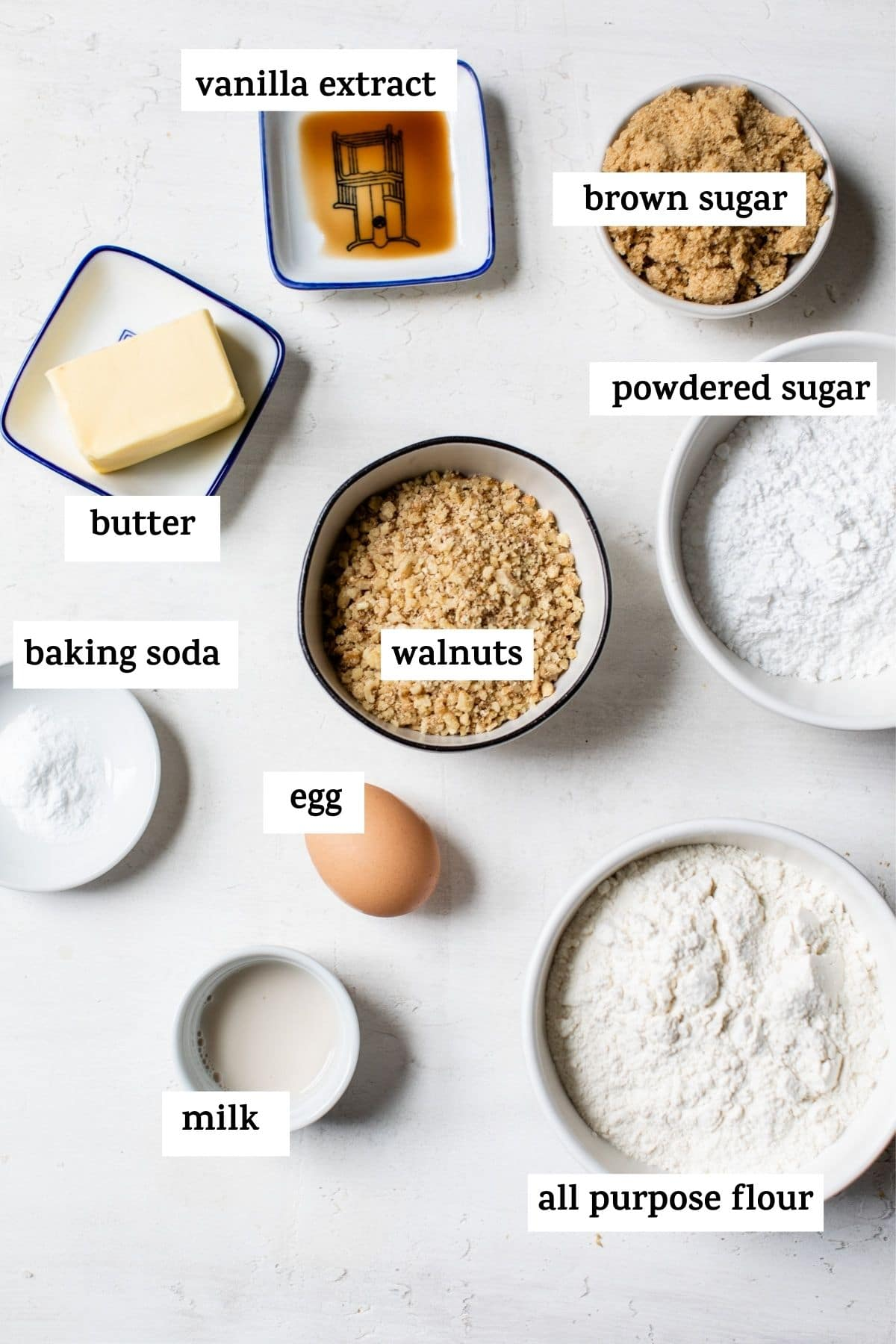 ingredients with text overlay